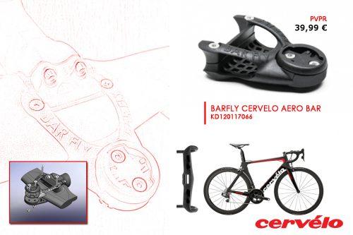 BARFLY CERVELO AERO BAR