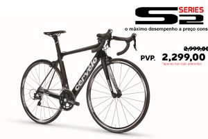 Cervélo S2 – Stock Off