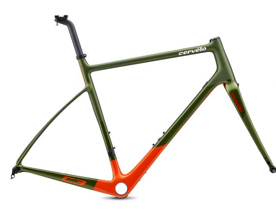 0E0C3AFS1X_C3 Disc Frameset Olive Orange Red (1)
