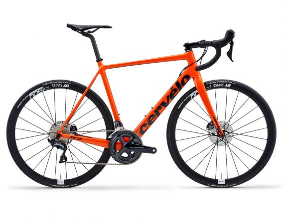 0E0R3FU81A_R3 Disc Ultegra Orange Navy (1)