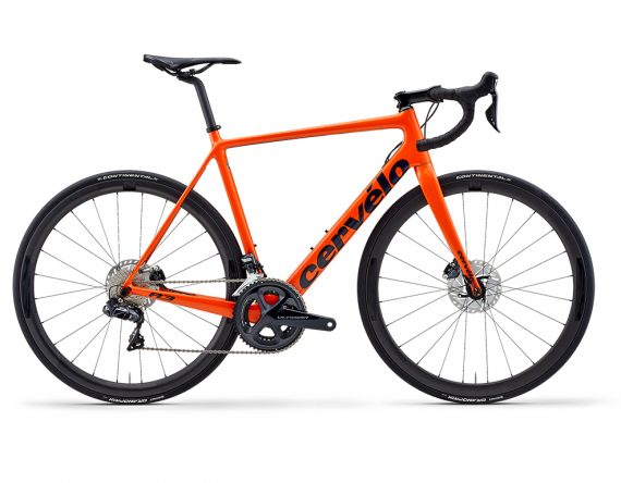 0E0R3FUI1C_R3 Disc Ultegra Di2 Orange Navy (1)